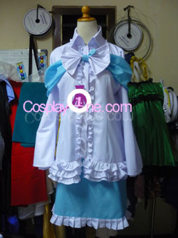 Carina Verritti from Anime Cosplay Costume front prog