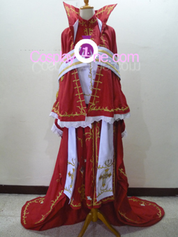 Caterina Sforza from Trinity Blood Cosplay Costume front