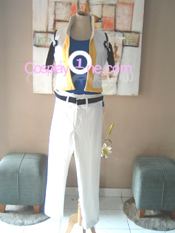 Crawling Star Cosplay Costume front