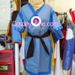 Chester Barklight from Tales of Phantasia Cosplay Costume front prg
