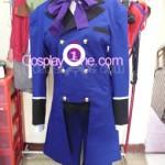 Ciel Phantomhive from Kurotsuji Cosplay Costume front prog