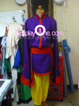China (Halloween Costume) Cosplay Costume front prog