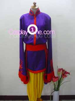 China (Halloween Costume) Cosplay Costume front