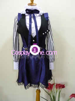 Ciel Phantomhive from Black Butler Cosplay Costume front