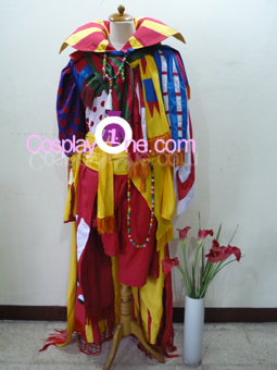 Clown Cosplay Costume front