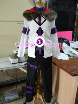 Decus from Tales of Symphonia Cosplay Costume front prog