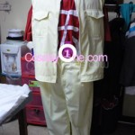 Denketsu from Anime Cosplay Costume front prog