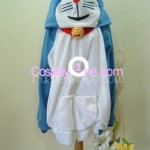 Doraemon Cosplay Costume front2