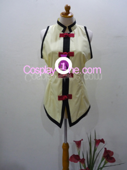 Ein from Anime Cosplay Costume front R