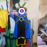 Emil Castagnier from Tales of Symphonia Cosplay Costume front prog