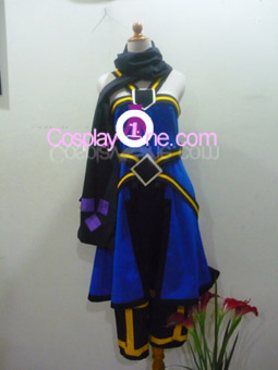 Emil Castagnier from Tales of Symphonia Cosplay Costume front