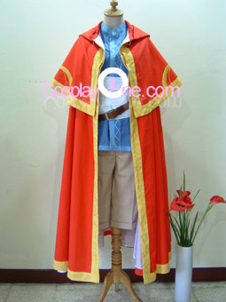 Erk from Fire Emblem Cosplay Costume front