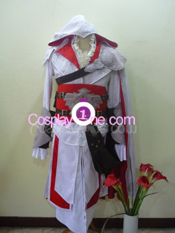 Ezio Auditore da Firenze from Assassin Creed Cosplay Costume handband front