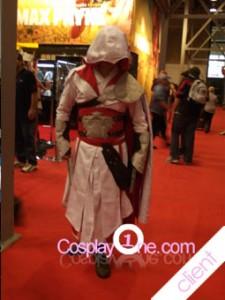 Client Photo 3 Ezio Auditore da Firenze from Assassin Creed Cosplay Costume