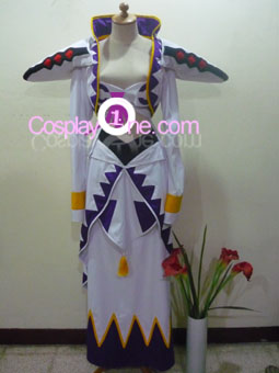 Helba from Anime Cosplay Costume front