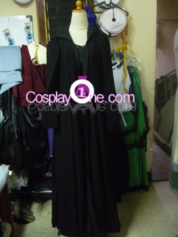 Morgana Pendragon from Merlin Cosplay Costume front prog