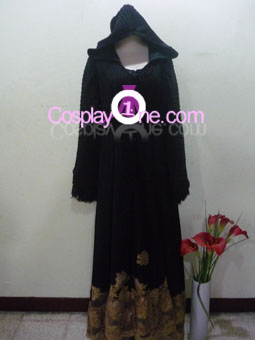 Morgana Pendragon from Merlin Cosplay Costume front