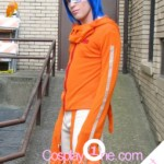 Client Photo Agito from Anime Cosplay Costume