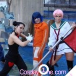 Client Photo 2 Agito from Anime Cosplay Costume