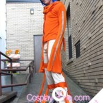 Client Photo 3 Agito from Anime Cosplay Costume
