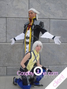 Client Photo 1 Ansem from Kingdom Hearts Cosplay Costume