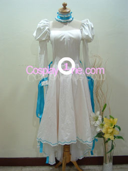 Chi from Chobits Cosplay Costume front