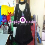 Cynthia from Pokemon Cosplay Costume front prog