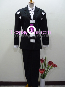 Death The Kid from Soul Eater Cosplay Costume front