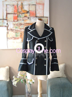 Dietrich von Lohengrin from Trinity Blood Cosplay Costume front