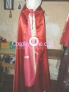Crimson Whirlwind for Anime Cosplay Costume front