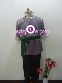 Bolin from Avatar Cosplay Costume front