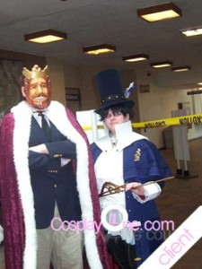 Client Photo 3 Frederic Francois Chopin from Anime Cosplay Costume