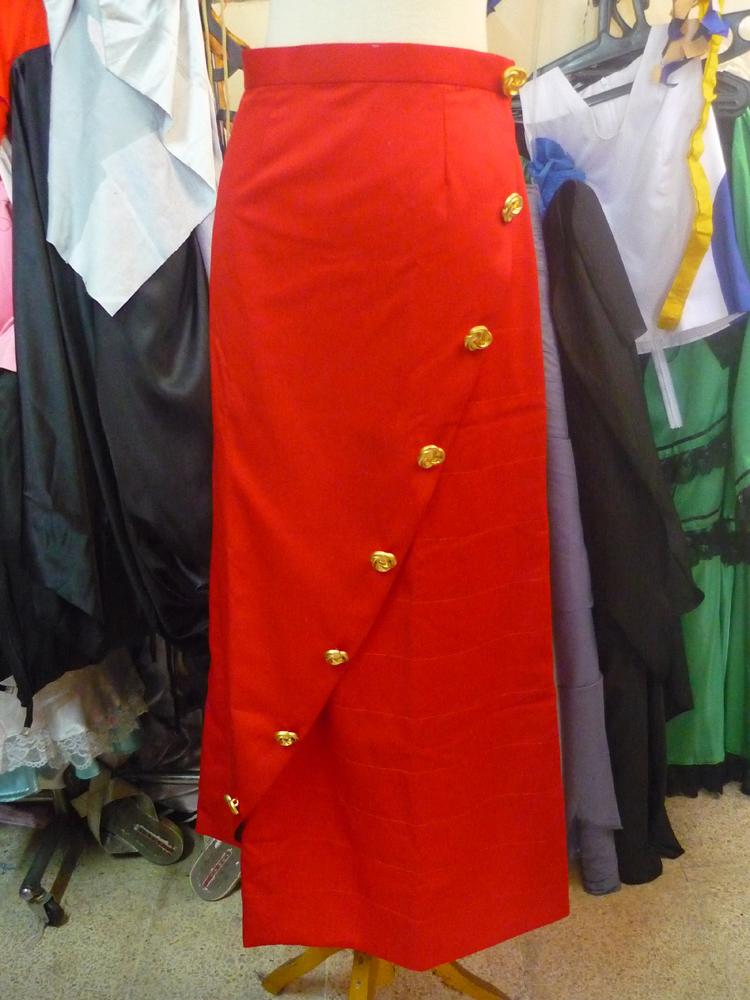 Kanaya Maryam from MSPA Cosplay Costume skirt front prog A