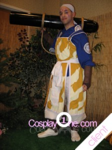 MAL Client 2 photos Renkotsu from Anime Cosplay Costume
