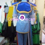 Marth from Super Smash Bros Cosplay Costume back prog
