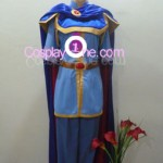 Marth from Super Smash Bros Cosplay Costume front