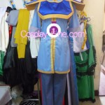 Marth from Super Smash Bros Cosplay Costume front prog