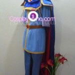 Marth from Super Smash Bros Cosplay Costume side