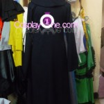 Undertaker from Black Butler Cosplay Costume back prog