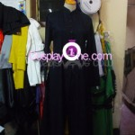 Undertaker from Black Butler Cosplay Costume front in prog