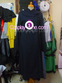 Undertaker from Black Butler Cosplay Costume front prog