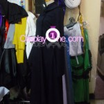 Undertaker from Black Butler Cosplay Costume side prog