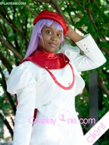 Client Photo 3 Glenda from Anime Cosplay Costume
