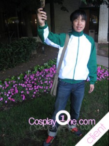 Mal Client Mikado Ryugamine from Anime Cosplay Costume