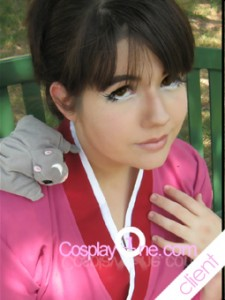Client Photo 3 Fuu Kasumi from Anime Cosplay Costume