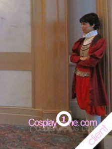 Photos2 Spain from Hetalia Cosplay Costume