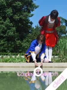 Photos4 Spain from Hetalia Cosplay Costume