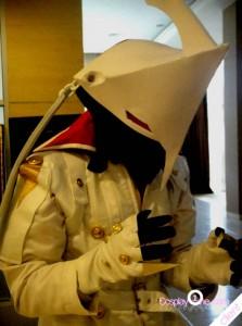 White Izanagi from Persona 4 Cosplay Costume