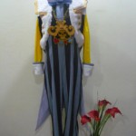 Dampierre from Soul Calibur V Cosplay Costume front