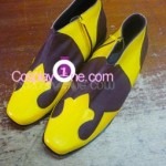 Dampierre from Soul Calibur V Cosplay Costume shoes prog